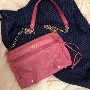 Rebecca Minskoff Crossbody pink bag